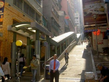 Längste Rolltreppe der Welt - Längste Rolltreppe