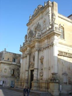 Lecce - Kathedrale der Sant'Agata