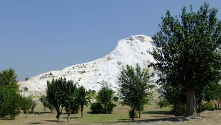 Kalksteine sehen aus wie Schnee - Tour & Ausflug