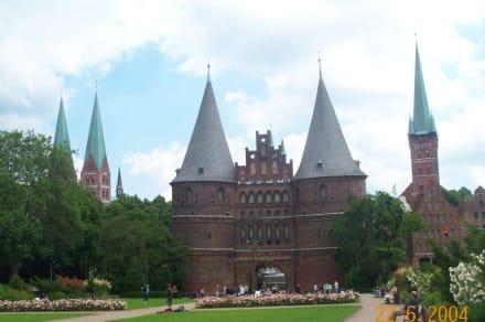 Holstentor in Lübeck - Holstentor