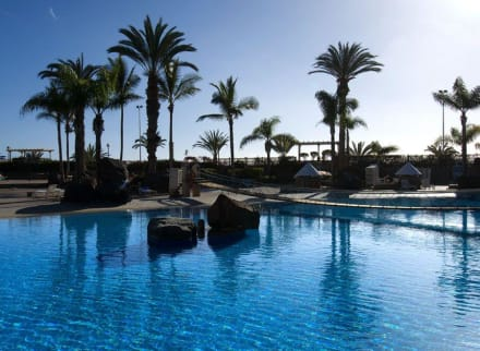 Resort pool -