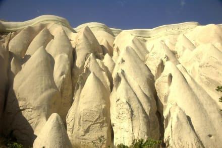 Felsformationen in Kappadokien - Göreme Nationalpark