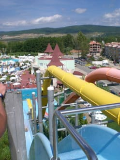Aquapark - Action Aquapark Sunny Beach