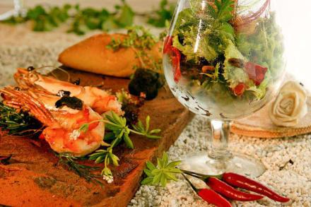 exclusive Küche - Hotel Restaurant Marks