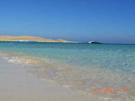 Bilderbuch Strand - Giftun / Mahmya Inseln