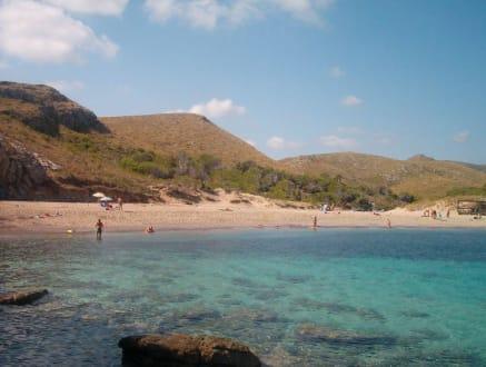 Cala Torta Bucht - Strand Cala Torta