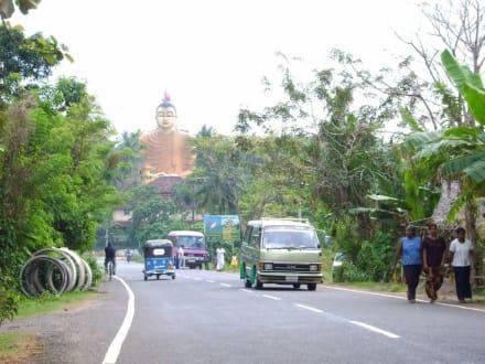 Budda - Wewurukannala Vihara Tempel