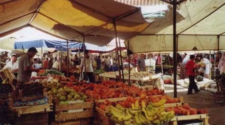 Manavgart Mark - Markt