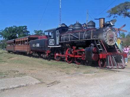 Eisenbahn - Transport
