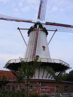 Pfannkuchenmühle Burgh-Haamstede - Pfannkuchenmühle