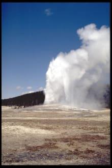 Old Faithfull - Yellowstone Nationalpark