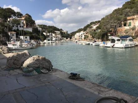 Fischereihafen Cala Figuera - Hafen Cala Figuera