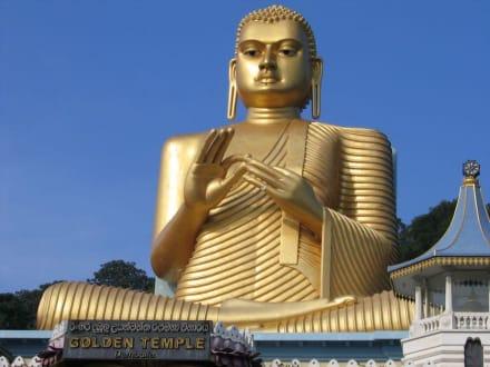 Buddha - Höhlentempel Dambulla