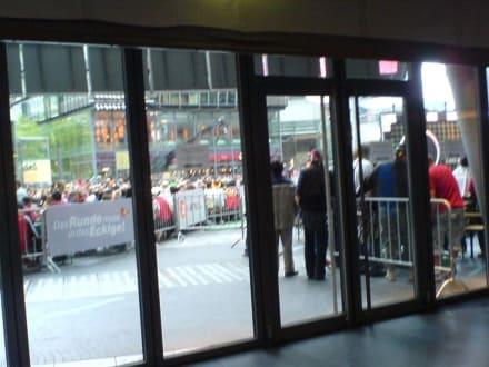 Sony Center - ZDF Arena - Sony Center