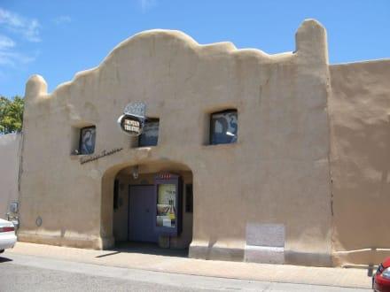 Kino im historischen Städtchen Mesilla, NM - Mesilla