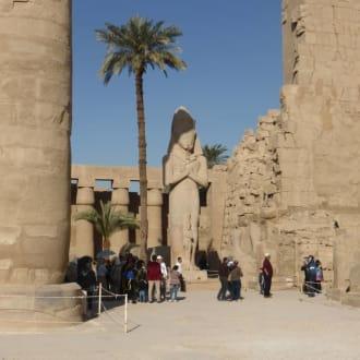 Luxor Teppelanlage - Luxor Ausflug