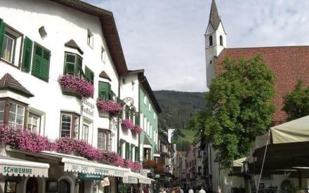 Innenstadt von Sterzing (Südtirol) - Altstadt Sterzing/Vipiteno