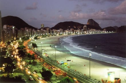 Rio De Janeiro, Copacabana - Copacabana