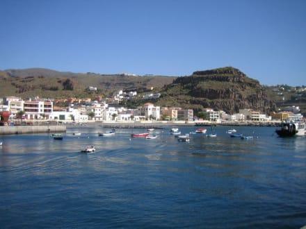 Playa de Santiago - Hafen Playa de Santiago