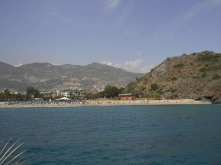 Man möchte die Zeit anhalten - Strand Kleopatra/Strand Damlatasch
