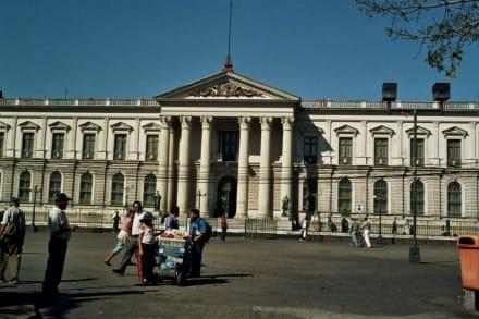 Palacio Nacional - Palacio Nacional