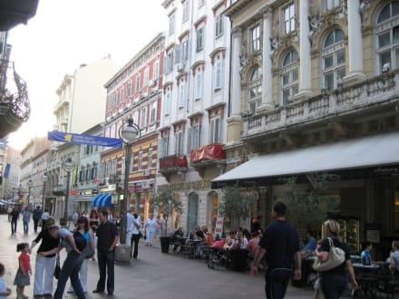 Altstadt Rijeka - Altes Stadttor