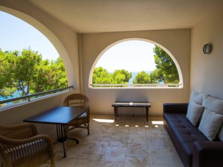 Suite im moderneren Stil - Hotel Bendinat