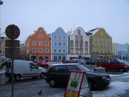 Innenstadt - Marktplatz