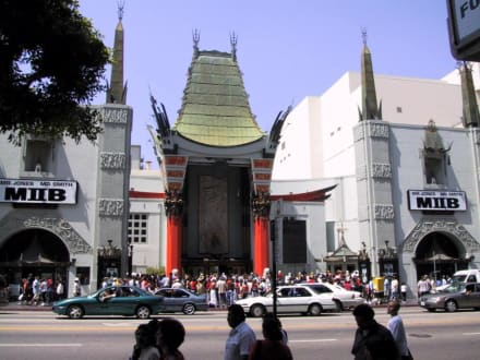 Hollywood - Grauman's Chinese Theatre