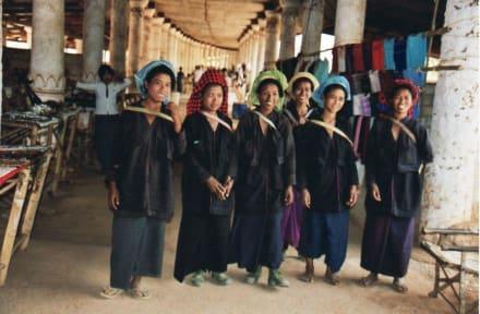 Paoh - Frauen - Tempel von Indein
