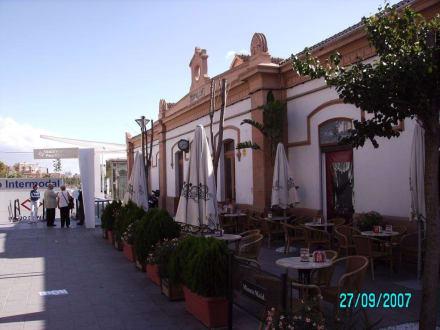 Restaurant Metrobf. am Place Espanya - Plaza d' Espana