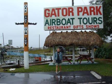 Gator Park - Everglades National Park
