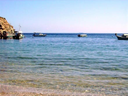 Strand von Aghia Pelagia - Strand Aghia Pelagia/Agia Pelagia