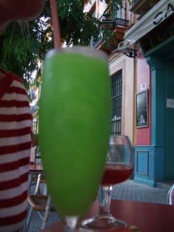 Ausgefallenes Getränk - Restaurant Catalina