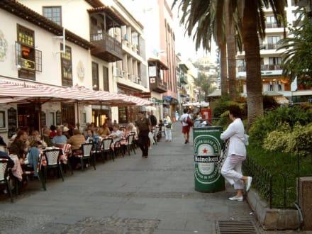 Strandpromenade Puerto de la Cruz - Plaza del Charco