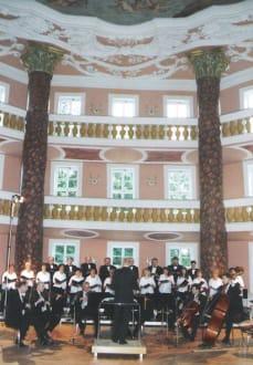 Im Achteckhaus - Schloss Sondershausen