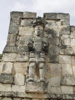 Mexiko, Kabah - Kabah