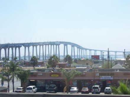 Coronado Brücke - Coronado Island