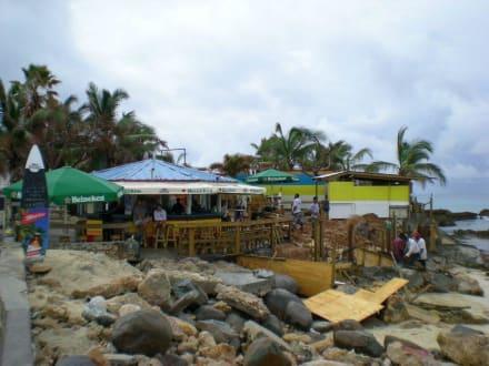 Sunset Beachbar - Maho Beach