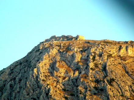 Kloster am Berg - Akrokorinth