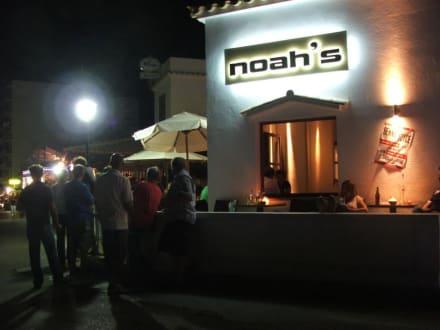 Später Abend - Noah's Cafe