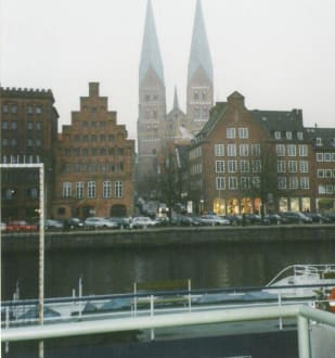 Lübecker Dom - Dom