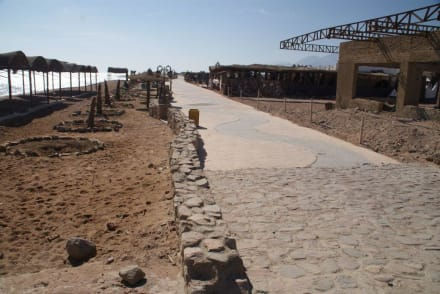 Strandpromenade in Dahab - Strandpromenade Dahab