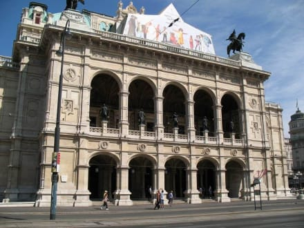 die Oper - Staatsoper Wien