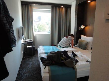 zimmer bild motel one hamburg am michel in hamburg hamburg deutschland. Black Bedroom Furniture Sets. Home Design Ideas