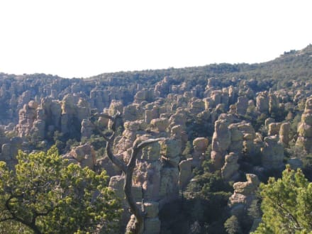 Chiricahua National Monument - Chiricahua National Monument