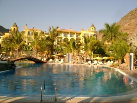Der kleinere Pool - Hotel Cordial Mogán Playa