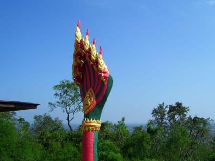 Cobra - Weisser Buddha