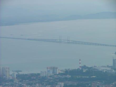Penang Brücke - Penang Hill