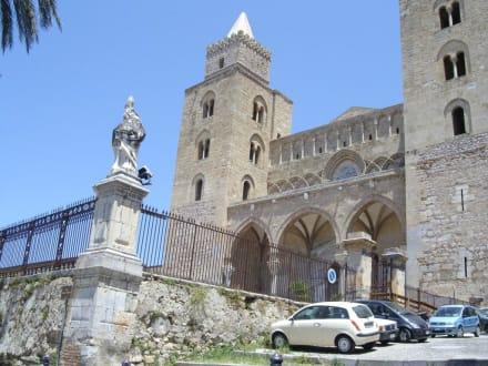 Die Kathedrale von Cefalu - Kathedrale von Cefalù